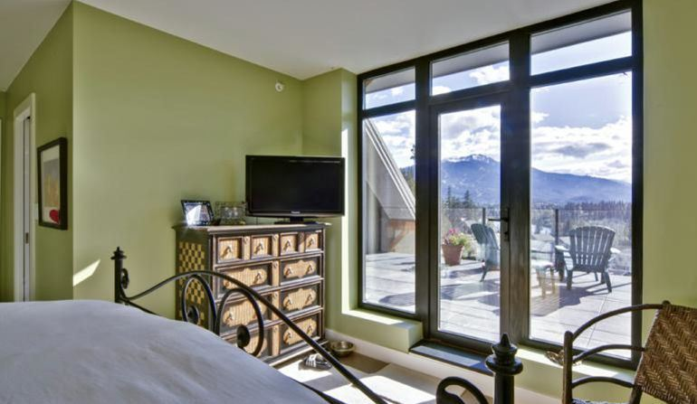 Net Zero - Master Bedroom