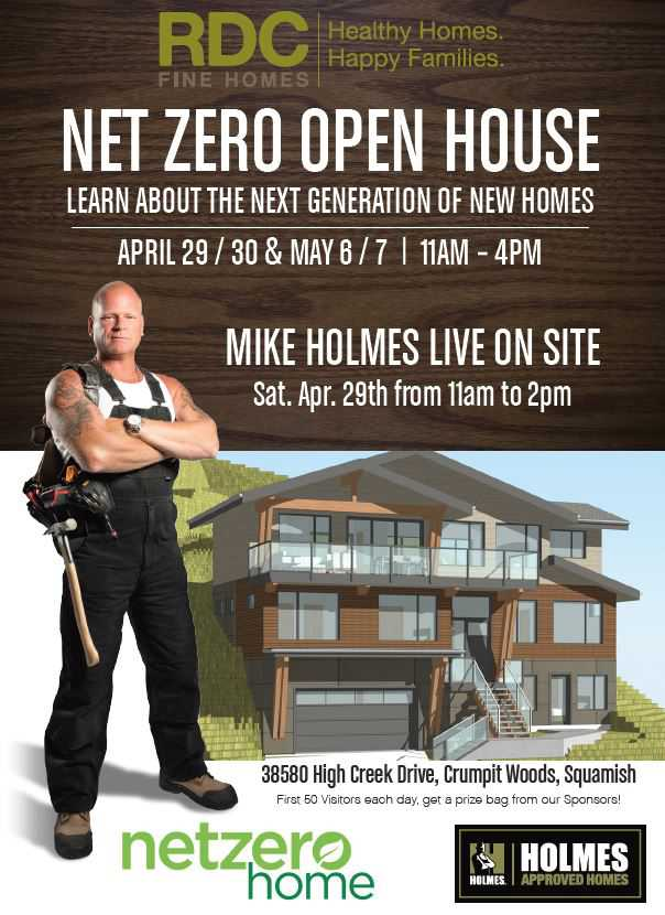 Mike Holmes Poster