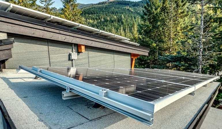Timber Ridge Solar Panels