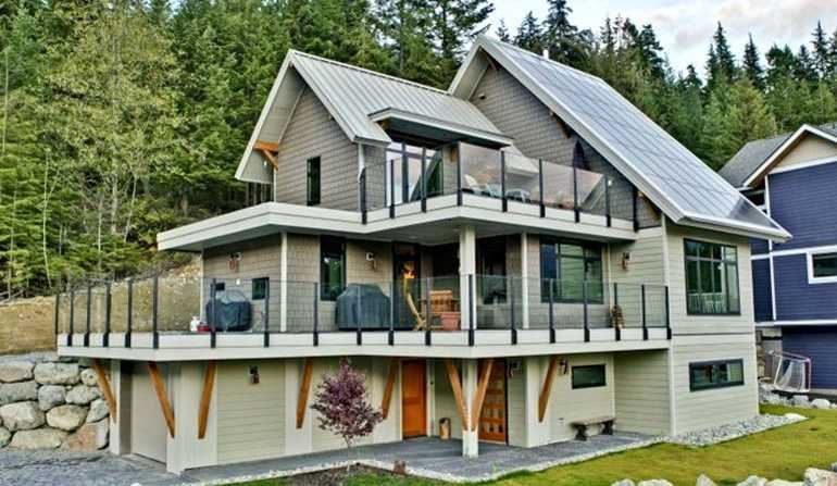 Whistler home builders whistler bc canada for Netzero home plans