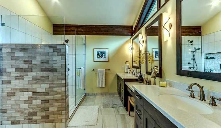 Fairway - Master Bathroom