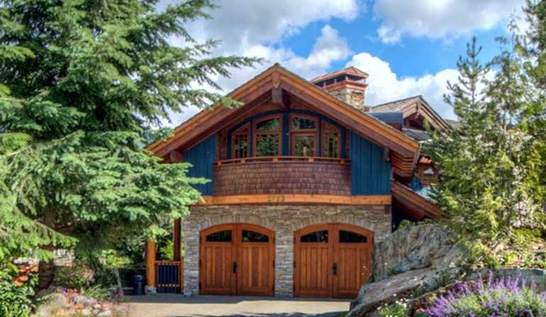 Whistler Custom Home Build Coyote Place Bayshore Best Custom Home Exteriors Concept