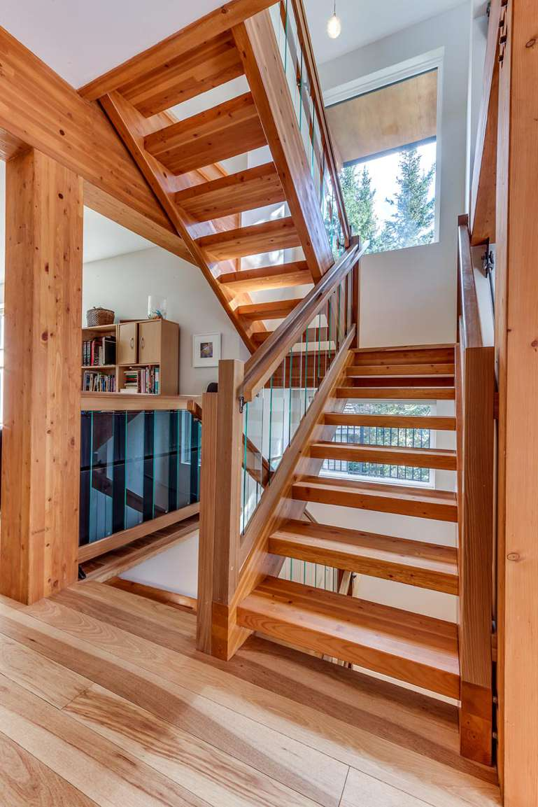 Timber Ridge Staircase
