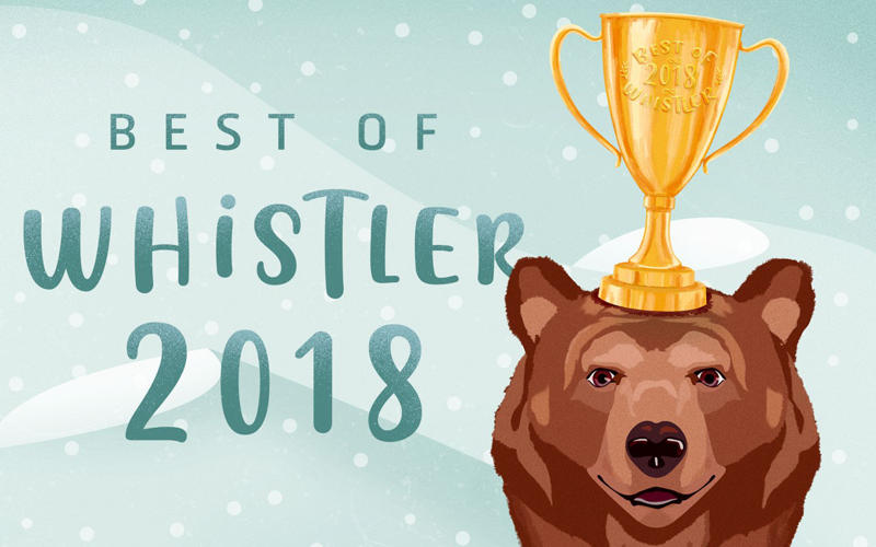 Best of Whistler 2018