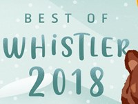 RDC is a Best of Whistler Winner!