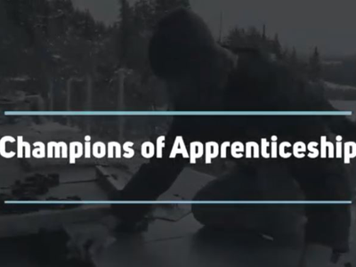 Bob Deeks, President of RDC Fine Homes, is firm supporter of trades and apprenticeship in BC! He takes it to heart and has hired many apprentices, which has allowed him to expand and grow his business. The value to his bottom line and succession planning is too good to pass up. Listen to what Bob has to say and why you should consider hiring an apprentice too!