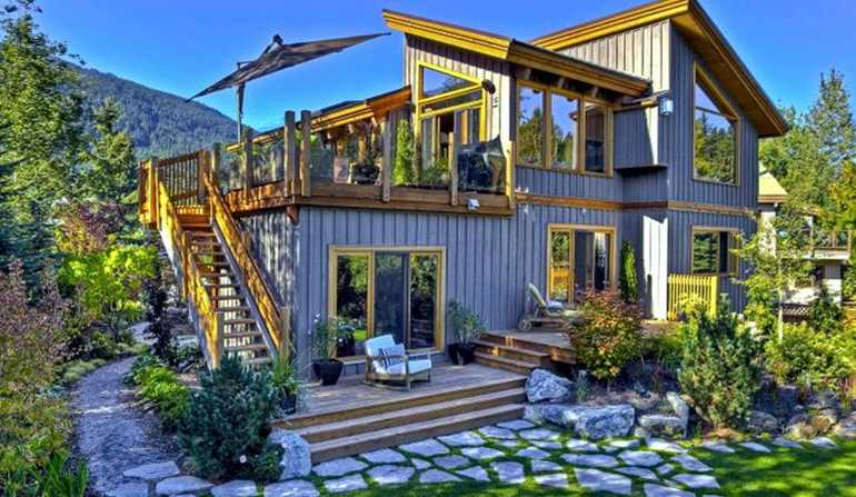 Built Green Homes Whistler