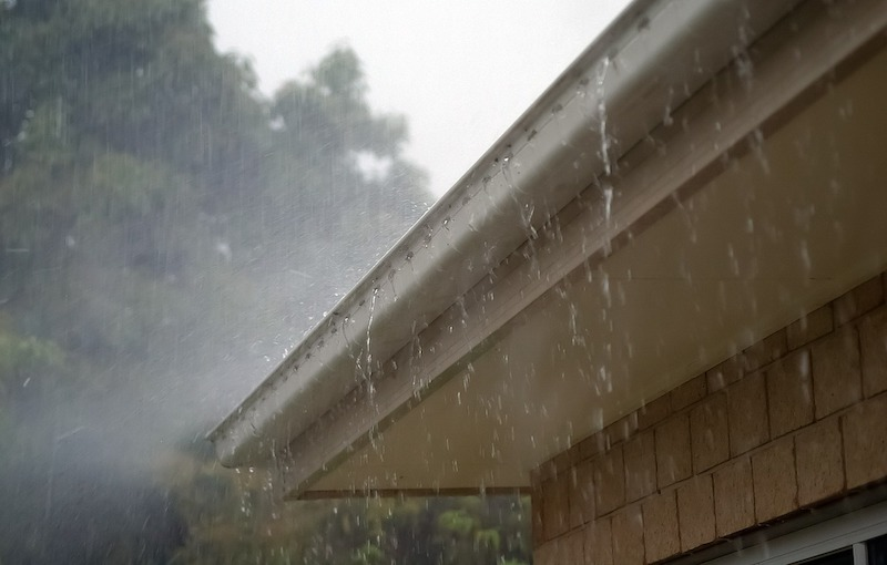 winterproof your home clean gutters