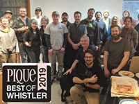 RDC Wins Best of Whistler 2019