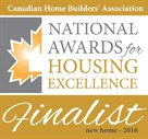 New Home 2016 Finalist
