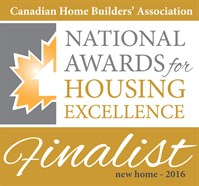 New Home Award Finalist