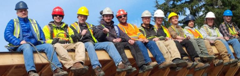 RDC Fine Homes Construction Team