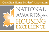 National Awards Housing Excellence