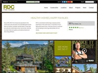 RDC Fine Homes Is A 2017 Georgie Award Finalist For Best Website