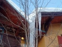 Ice Dams - The Cause, Problem & Solution of Ice Dams