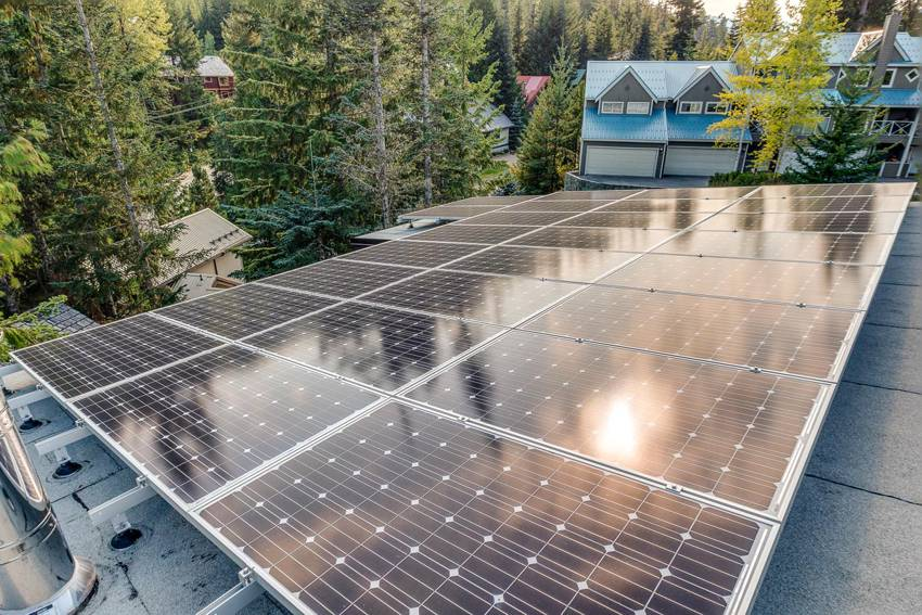 Residential Home Solar Panels